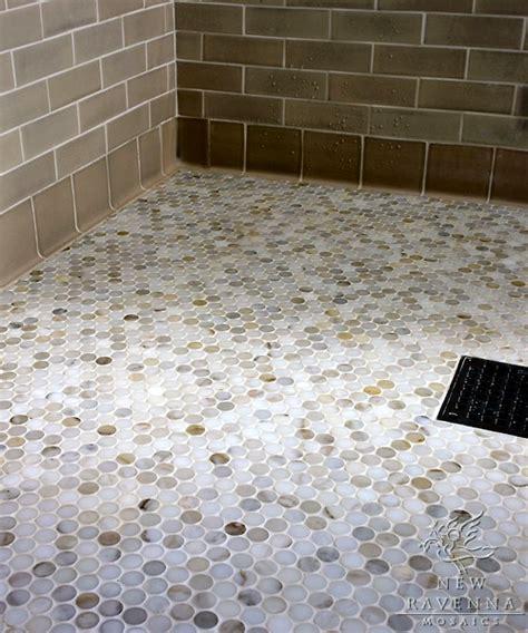 black and white bathroom tile design ideas 11 mosaic tile floors shining w vintage style designed