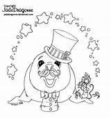 Jadedragonne Fleas sketch template