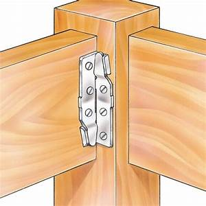 Surface Mount Bed Rail Brackets Rockler Woodworking and