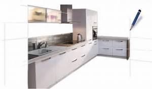 Cuisine En Ligne : dessiner sa cuisine en ligne table de cuisine ~ Melissatoandfro.com Idées de Décoration