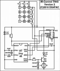 infrared remote control transmitter With infrared switch using any infrared remot