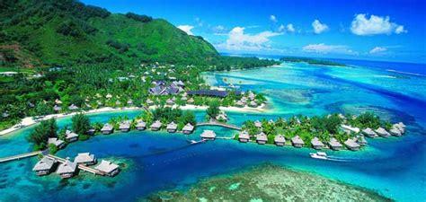 Intercontinental Moorea Resort & Spa  Overwater Bungalows
