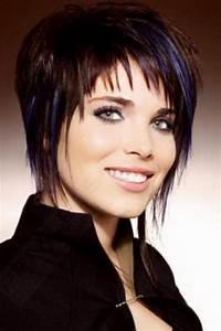 Coupe Courte Femme Noire Visage Rond : coupe cheveux courts femme visage rond ~ Melissatoandfro.com Idées de Décoration