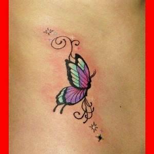 Kleiner Schmetterling Tattoo : small butterfly tattoos 03 schmetterlinge ~ Frokenaadalensverden.com Haus und Dekorationen