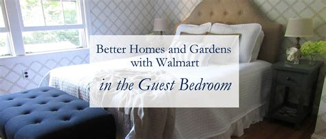 Better Homes And Gardens Dated 1970 To 1973: Guest Bedroom With Better Homes And Gardens At Walmart