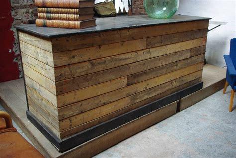 plan comptoir comptoir de commerce en bois par le marchand d oublis