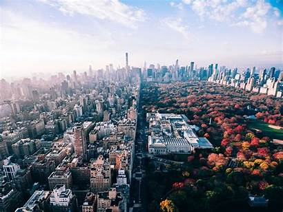 Central Park York Desktop Fall Wallpapers Usa