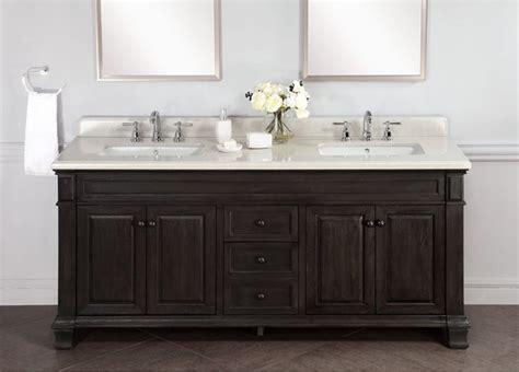 distressed double single sink bathroom vanity marble top rustic bathroom vanities