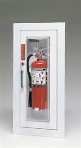 triangle fire inc fire extinguisher cabinets larsen s