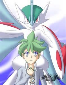 Oras and Wally Pokemon Gallade