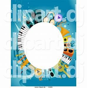 Musical Instrument Border Clip Art (53+)