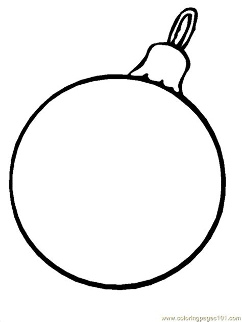 christmas ornament outlines printable ornament coloring pages printable coloring page ornaments