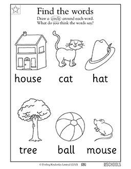 nursery homework worksheets thenurseries