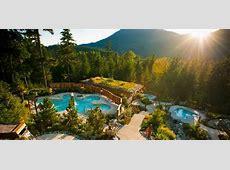 Scandinave Spa Whistler British Columbia Address, Phone