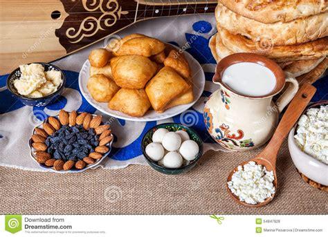 kazakh food stock photo image 54847928