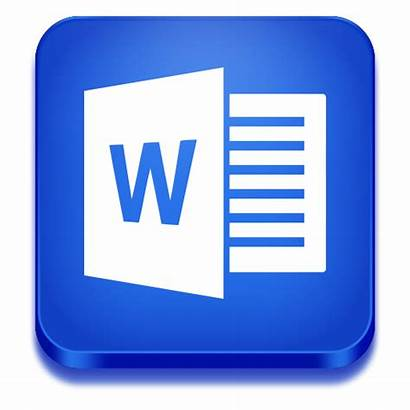 Word Icon Icons Office Microsoft Ms