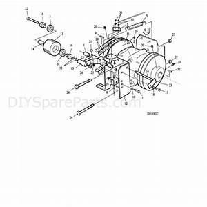 Hayter Condor  511n  Parts Diagram  Slipping Belt Clutch
