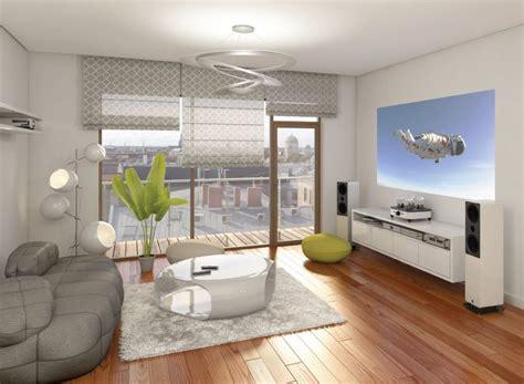 Arbeitsplatz Im Wohnzimmer by Arbeitsplatz Im Wohnzimmer Integrieren Interieur Und