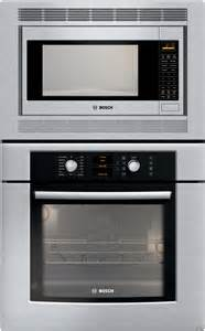 Bosch Wall Oven Microwave Combination