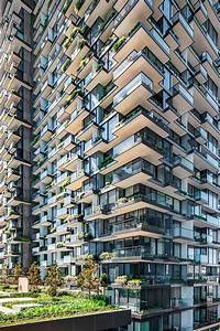 Jean, Nouvel, And, The, One, Central, Park, Green, Homes, In, Sydney