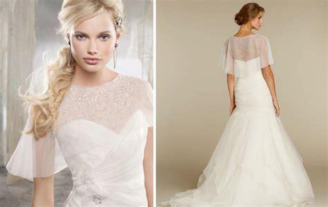 Lace Tulle Wedding Bolero Jacket Janepeibridal