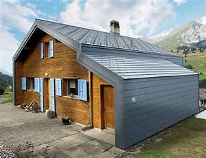 Holz Und Blech : wandschindel prefa ~ Frokenaadalensverden.com Haus und Dekorationen