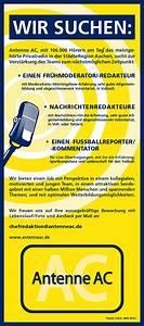Stellenangebote Aachen Vollzeit : antenne ac sucht fr hmoderator fu ballreporter und nachrichtenredakteure m w ~ A.2002-acura-tl-radio.info Haus und Dekorationen