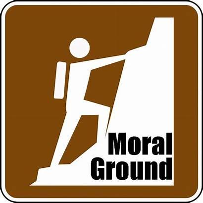 Moral Ground Taking Higher Debate Insidious Gospel