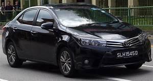 Toyota Corolla  E170