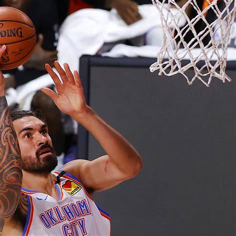 Steven Adams Trade to Pelicans Reportedly Being Finalized ...