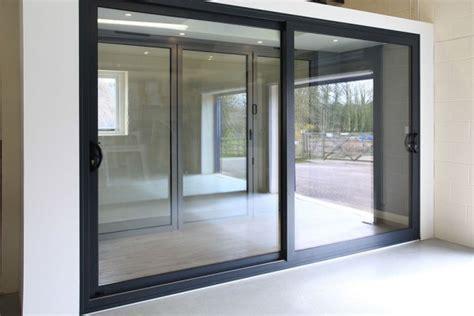aluminium bi folding doors windows colour options