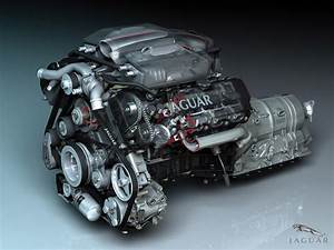 2005 Jaguar S-type - R Engine