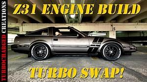 Christien U0026 39 S Z31 300zx Engine Build And Turbo Swap