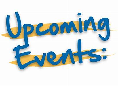 Announcements Clipart Upcoming Event Transparent Events Clip
