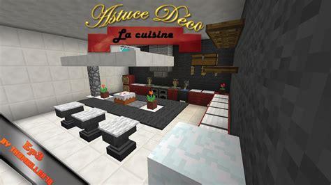 cuisine dans minecraft indogate com salle a manger grande table