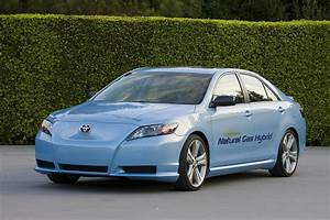 2009 Toyota Cng Camry Hybrid Concept Review