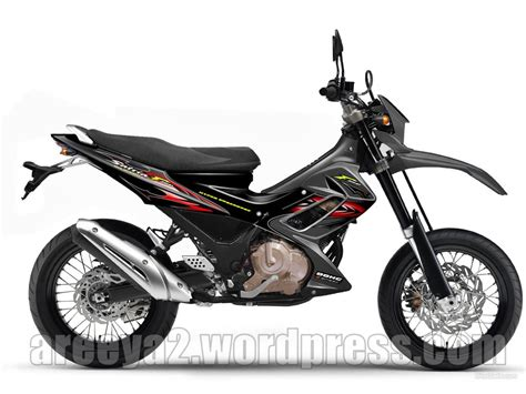 Satria Fu Modif by Satria Modification