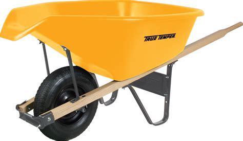 ez pour  cubic foot poly wheelbarrow  pour spout