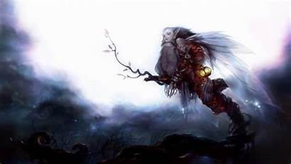 Fairy Desktop Demon Background Fantasy Backgrounds Dark