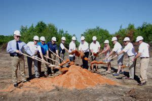 Cape Horn Boats Milton Florida by Cape Horn Offshore Boats Breaks Ground At Gulf Power S