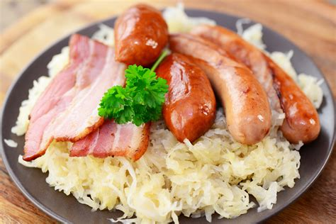 cuisine bavaroise soirée cuisine régionale le 18 décembre la choucroute