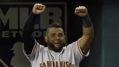 Jake Peavy: Giants' Pablo Sandoval Has 'David Ortiz Spirit ...