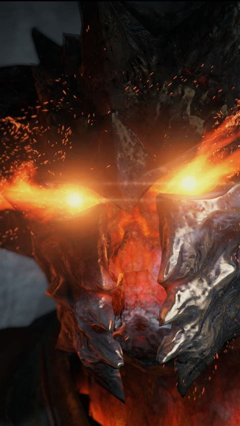 wallpaper unreal engine   game engine demon face