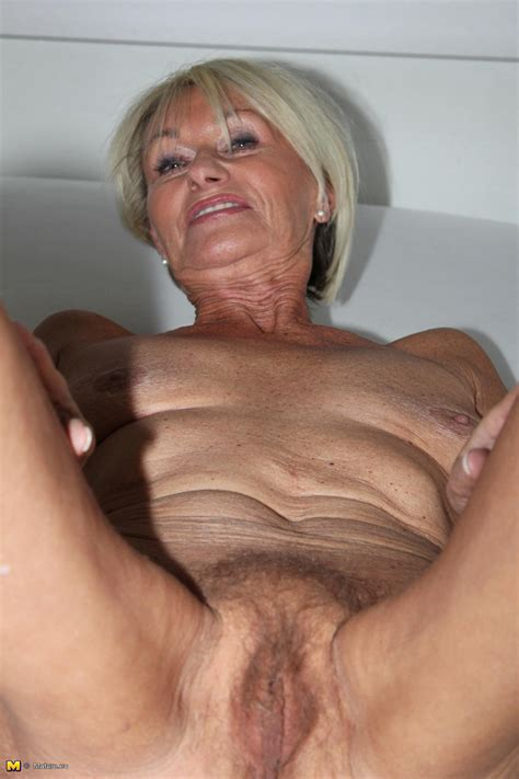 483192 In Gallery Beautiful 71yo Blond Granny