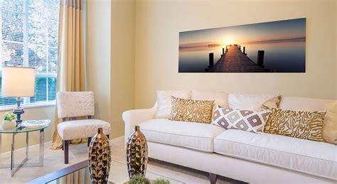 glasbilder fuer wohnzimmer