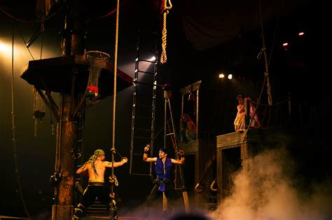 Pirate's dinner adventure takes you back in time for an exciting adventure on the high seas. Pirate's Dinner Adventure: Buena Park, CA — All for the Boys