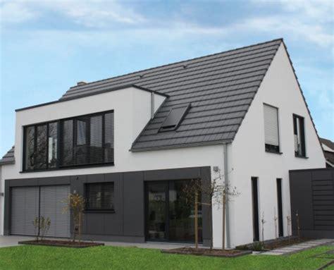Einfamilienhaus Fassadengestaltung Beispiele by Fassadengestaltung Lemm Raumidee