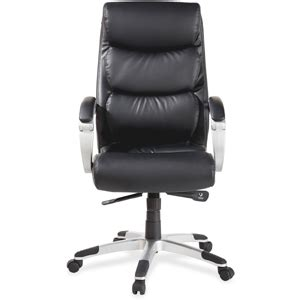 lorell executive high back chair manual product llr60620 lorell executive bonded leather high back