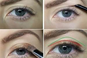 Makeup Techniques For Droopy Eyelids | Saubhaya Makeup
