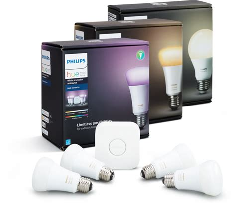 smart home lighting philips hue
